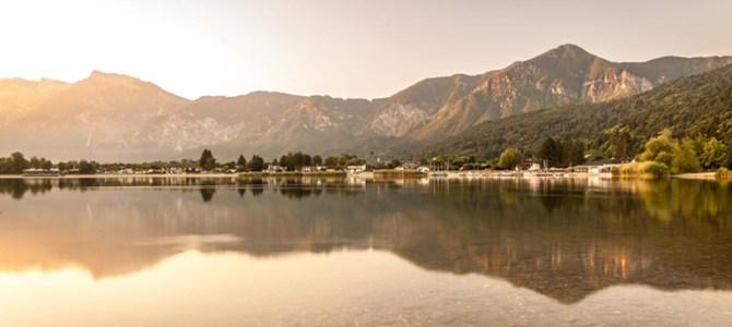 Escape to the lakes of Valsugana