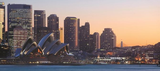 Top 5 Hotels near Sydney Harbour Bridge