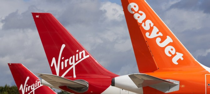 Virgin Atlantic signs up to worldwide by Easy Jet