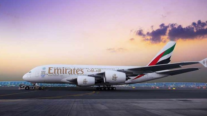 Emirates airline flights from united kingdom