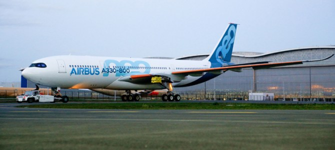 Kuwait Airways has signed for 8 Airbus A330-800neo aircraft