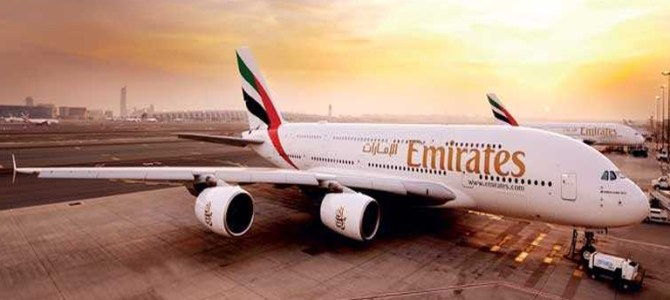 Emirates adds second A380 flight to Johannesburg