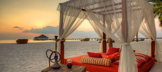 Luxurious Resorts in Maldives