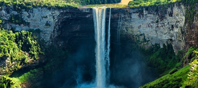 Best Places in the Guyana