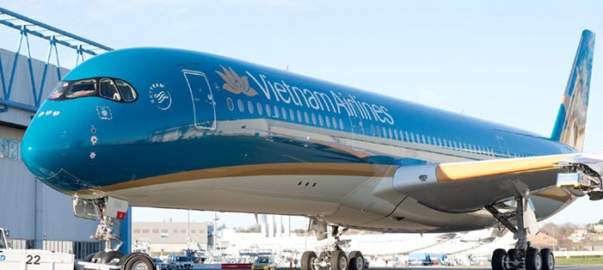 Vietnam Airlines to launch Ho Chi Minh-QuangNinh domestic connection