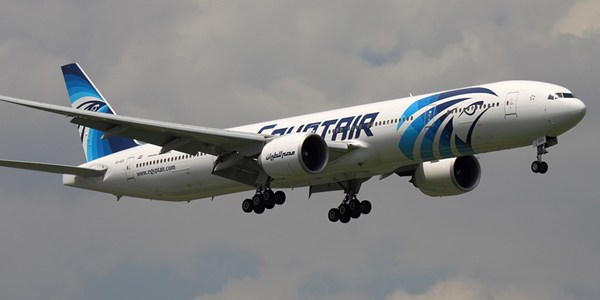 EgyptAir Takes Delivery of its first Boeing 787 Dream Liner