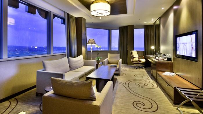 Kempinski Hotel Fleuve Congo Kinshasa, TravelWideFlights