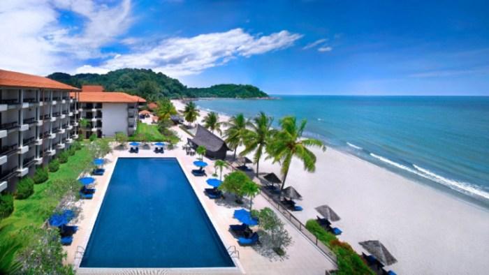 Beautiful Kuantan Beach, Malaysia, TravelWideFlights