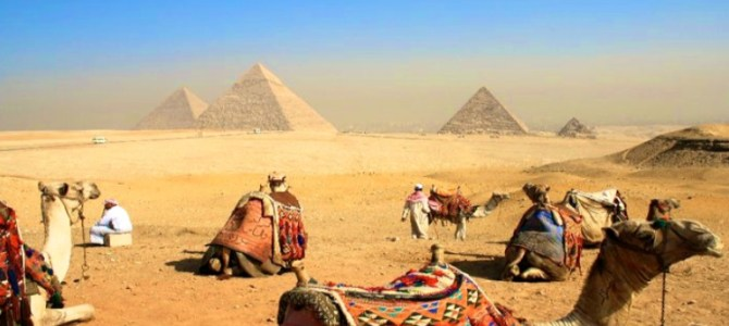 Cheap flights to Egypt