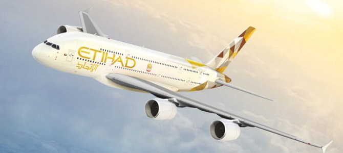 Etihad Airways Named As Most Punctual Airline of Middle East