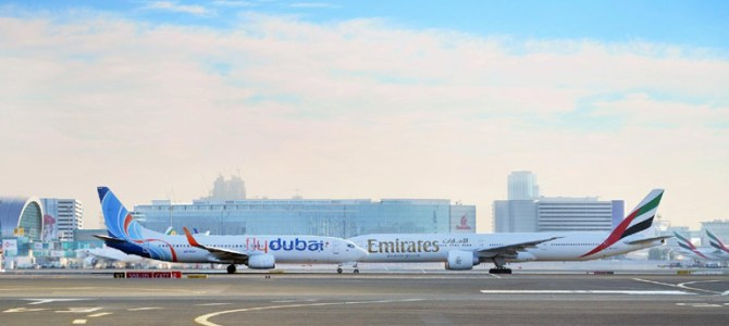 Emirates & Fly Dubai On Joint Network Hosts 5.27 Million Passengers To & Through Dubai
