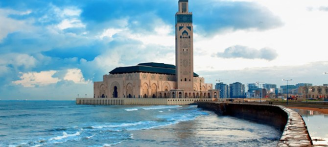 Beautiful Places To Casablanca