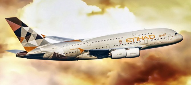 Etihad Airways Become First Foreign Airline To Land Into New Jeddah Terminal