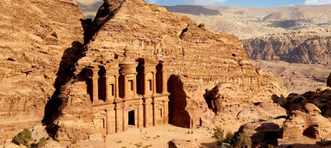 Cheap Flights To Jordan
