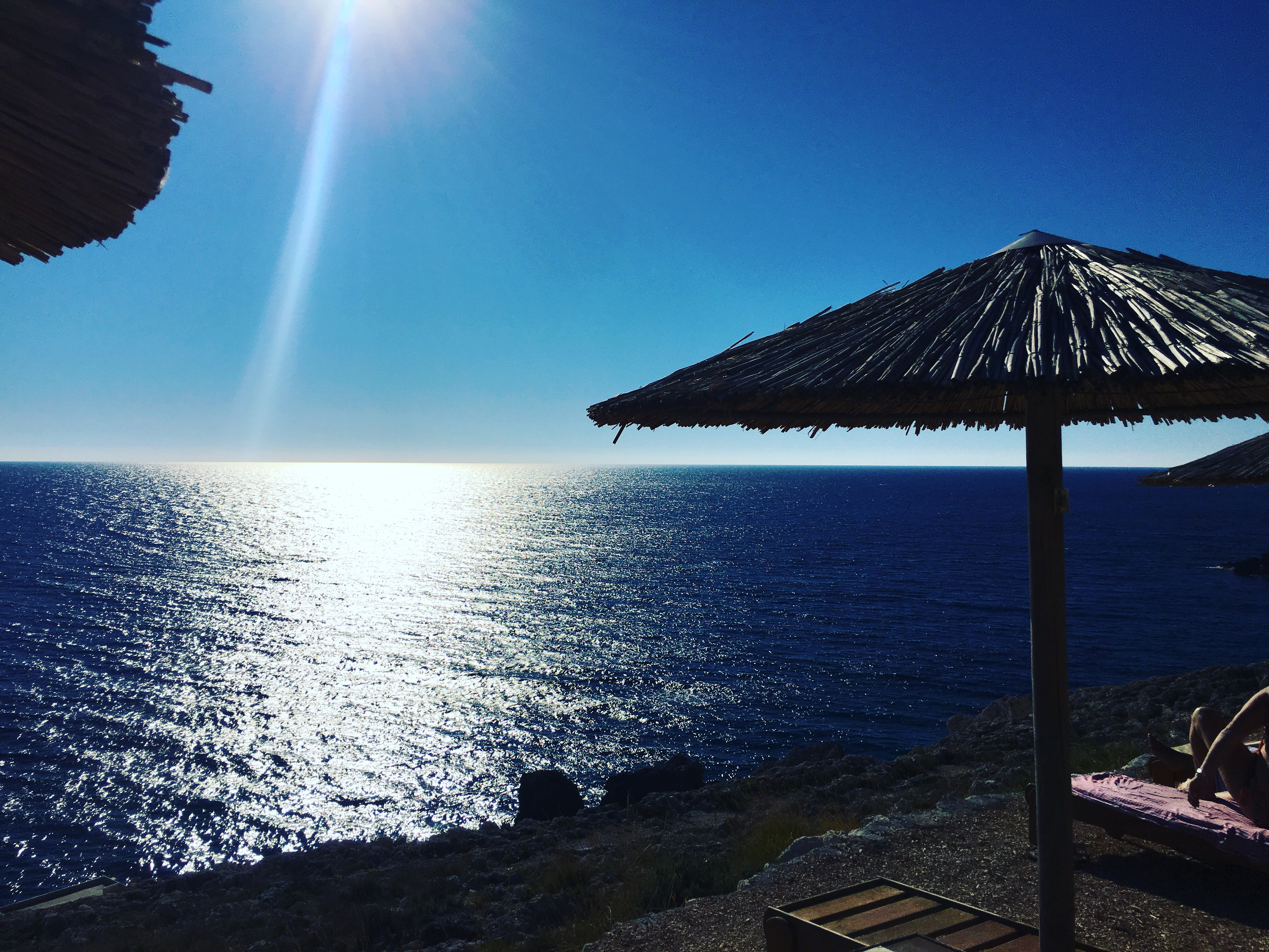 Western coast of Zakynthos