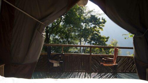 Bijanbari Bamboo Resort,Darjeeling