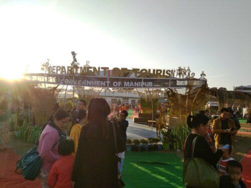 Manipur Sangai Festival