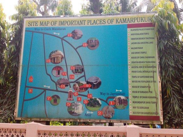 Places to visit in Kamarpukur