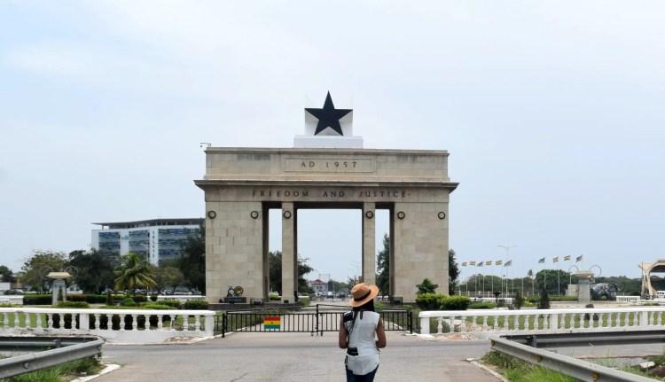 Nigeria Ghana Roadtrip
