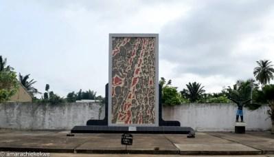 slave trade route ouidah