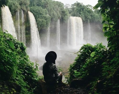 Agbokim Waterfalls