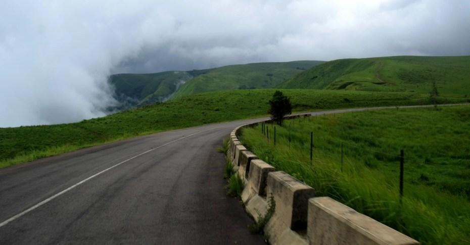 Obudu driveway