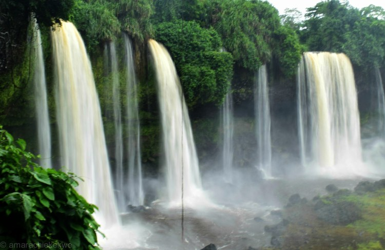 Agbokim waterfalls