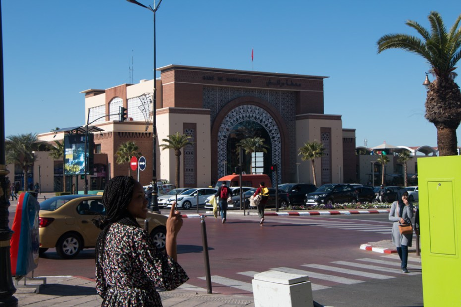 Gare de Marrakech Train Station