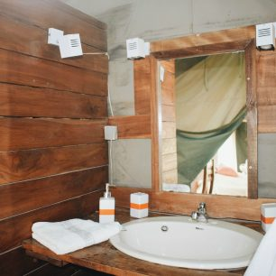 Pendjari Lodge Bathroom