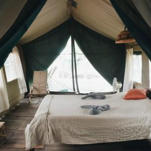 Pendjari Lodge Tent2