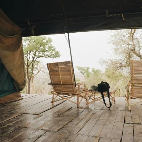 Pendjari Lodge Tent4
