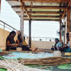 weaving Casa Nomads