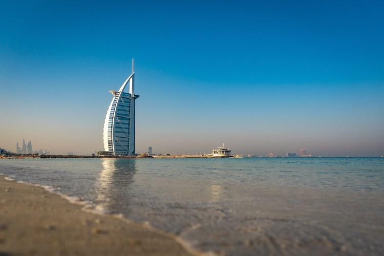 Lagos to Dubai_Burj Al Arab