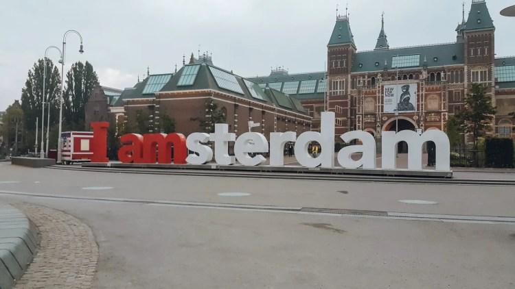 Iamsterdam Letters