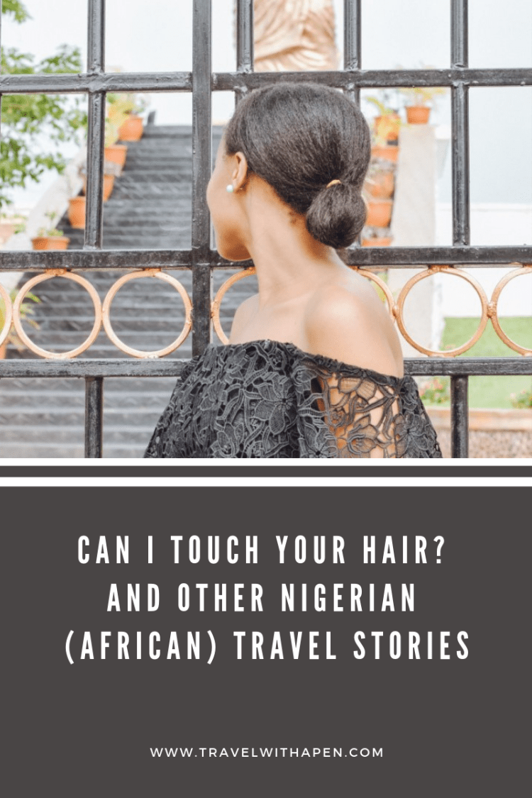 Black Travel and Hair