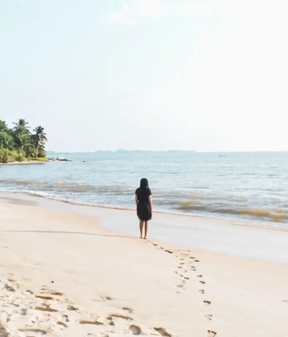 Beach Congo Brazzaville