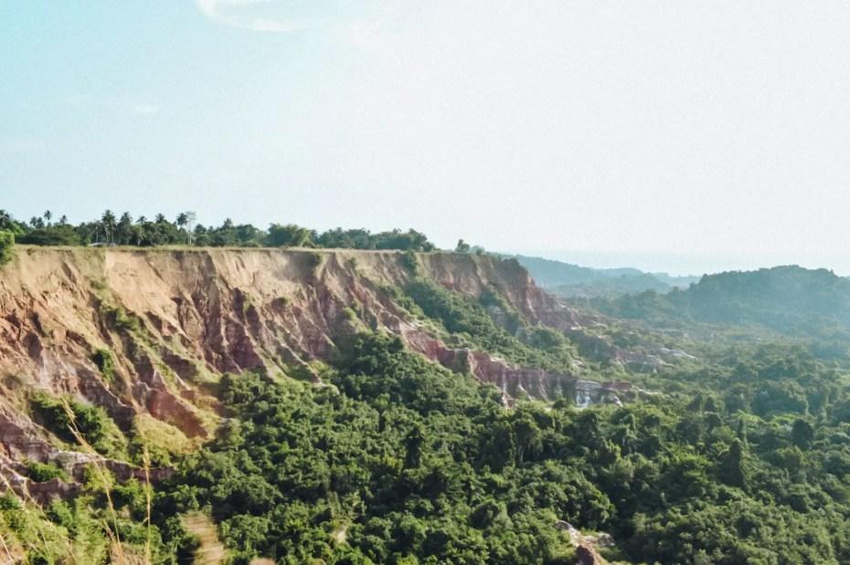Les Gorges de Diosso Congo Brazzaville