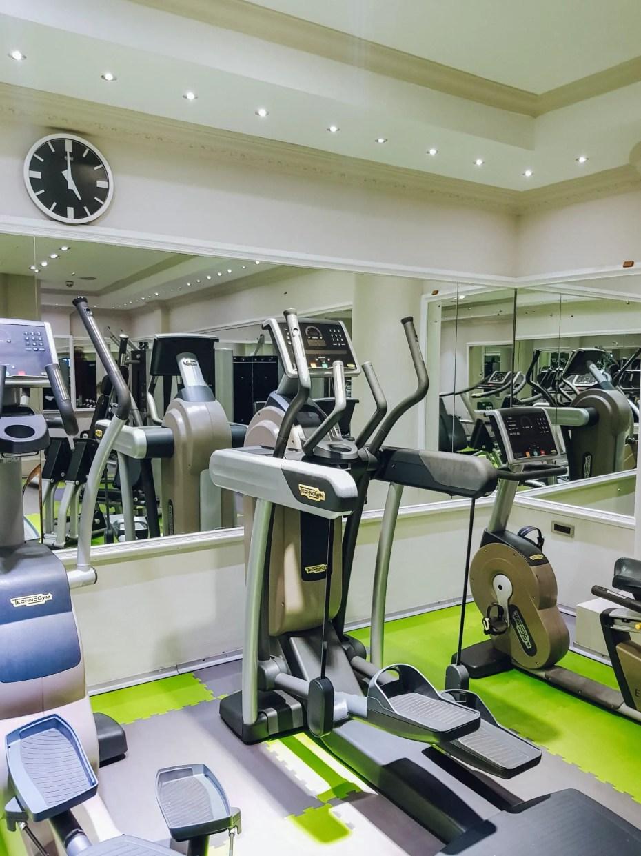 Lilygate Hotel Gym