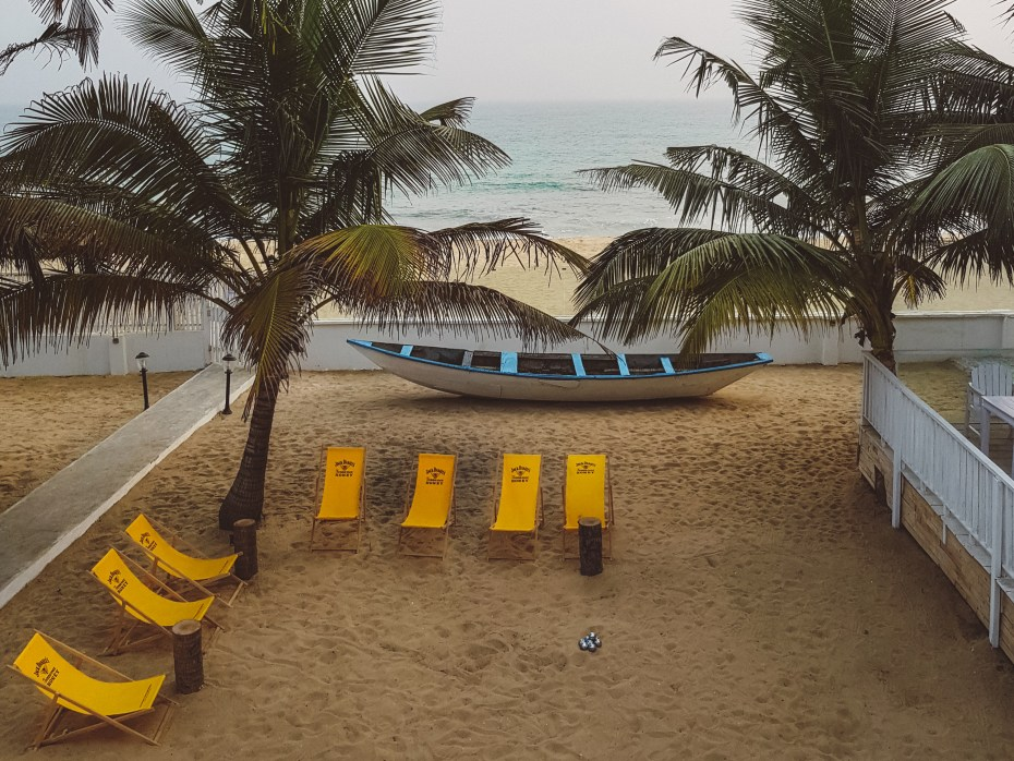 Jara Beach Resort in Lagos