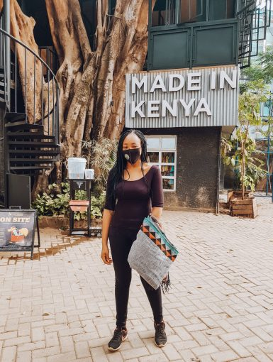 Made in Kenya Sign