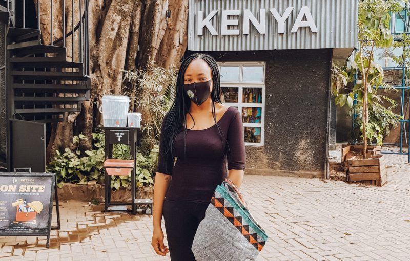 Made in Kenya Sign