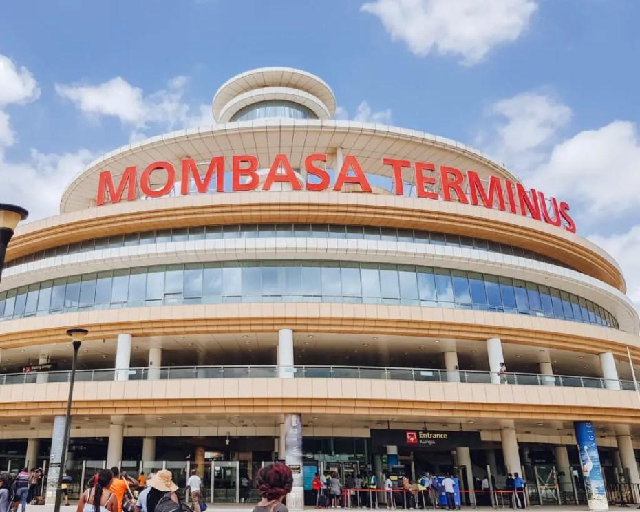 Mombasa Train Terminus