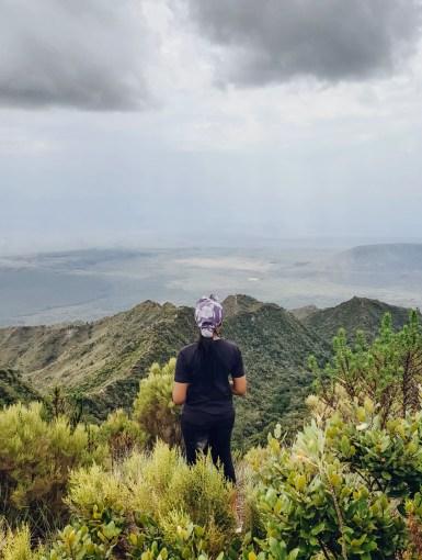 Mt Longonot Hike Kenya
