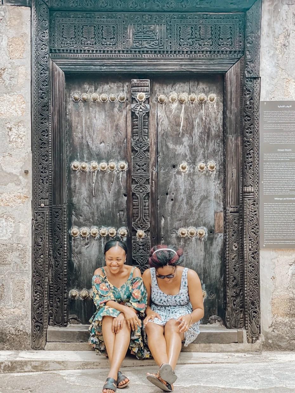 Door at Fort Jesus