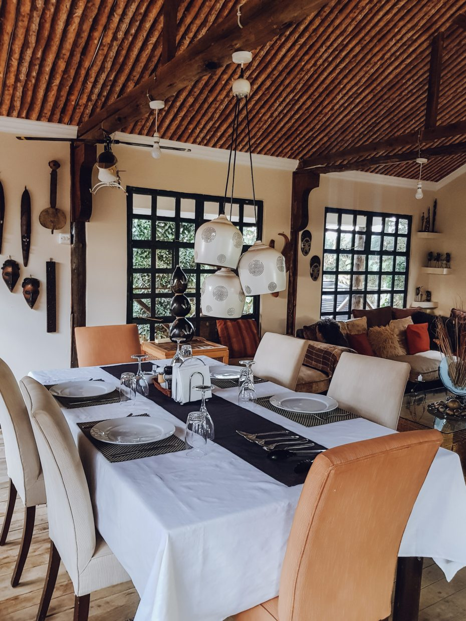 Sweetwaters Eco Farm and Cottages Nanyuki