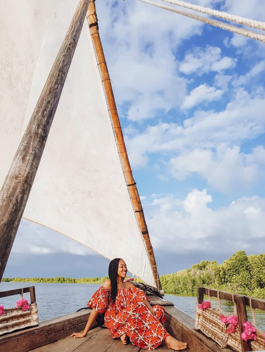 Dhow Trip in Lamu