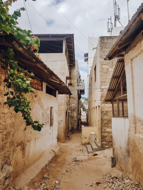 Alleyway in Lamu Town