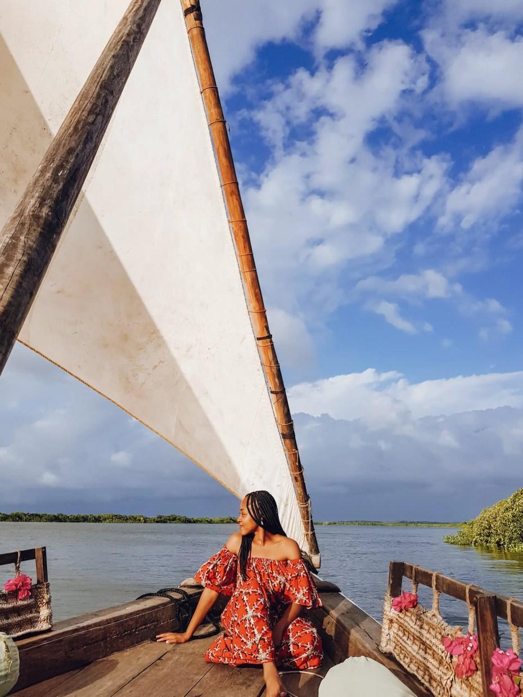 Dhow Sailing Lamu