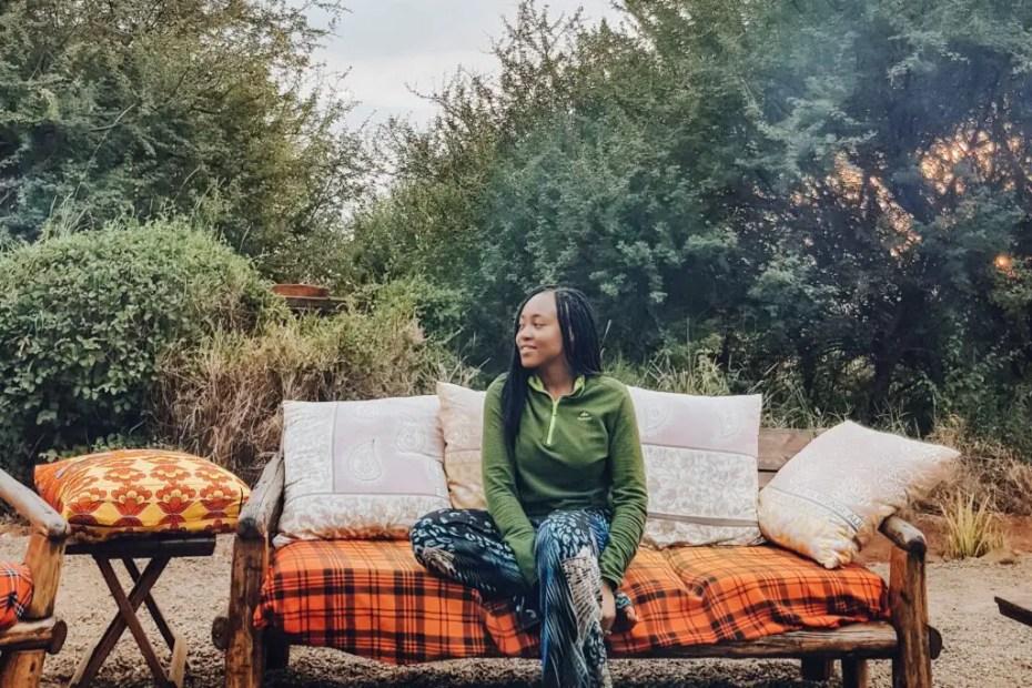 Amboseli Campfire Place