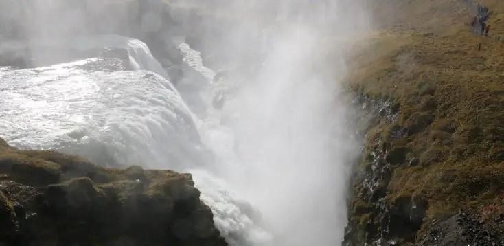 Cascada Gulfoss, Islanda
